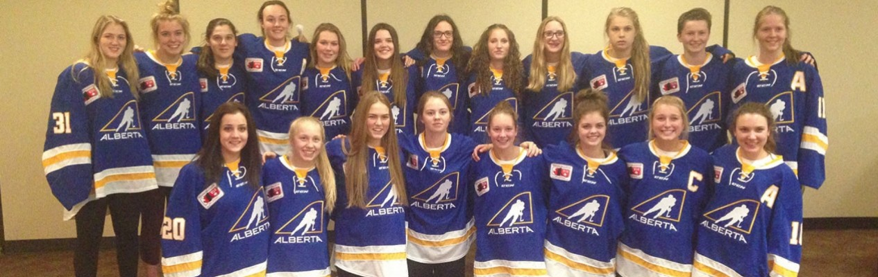Seven AFHL players to suit up for Team Alberta